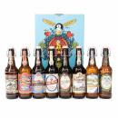 Degustační pivní set Osm bavoráků